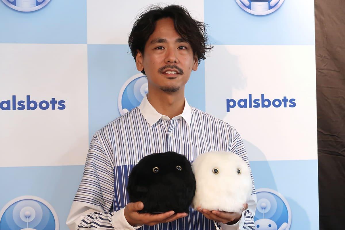 パルスボッツ CEO 美馬直樹氏