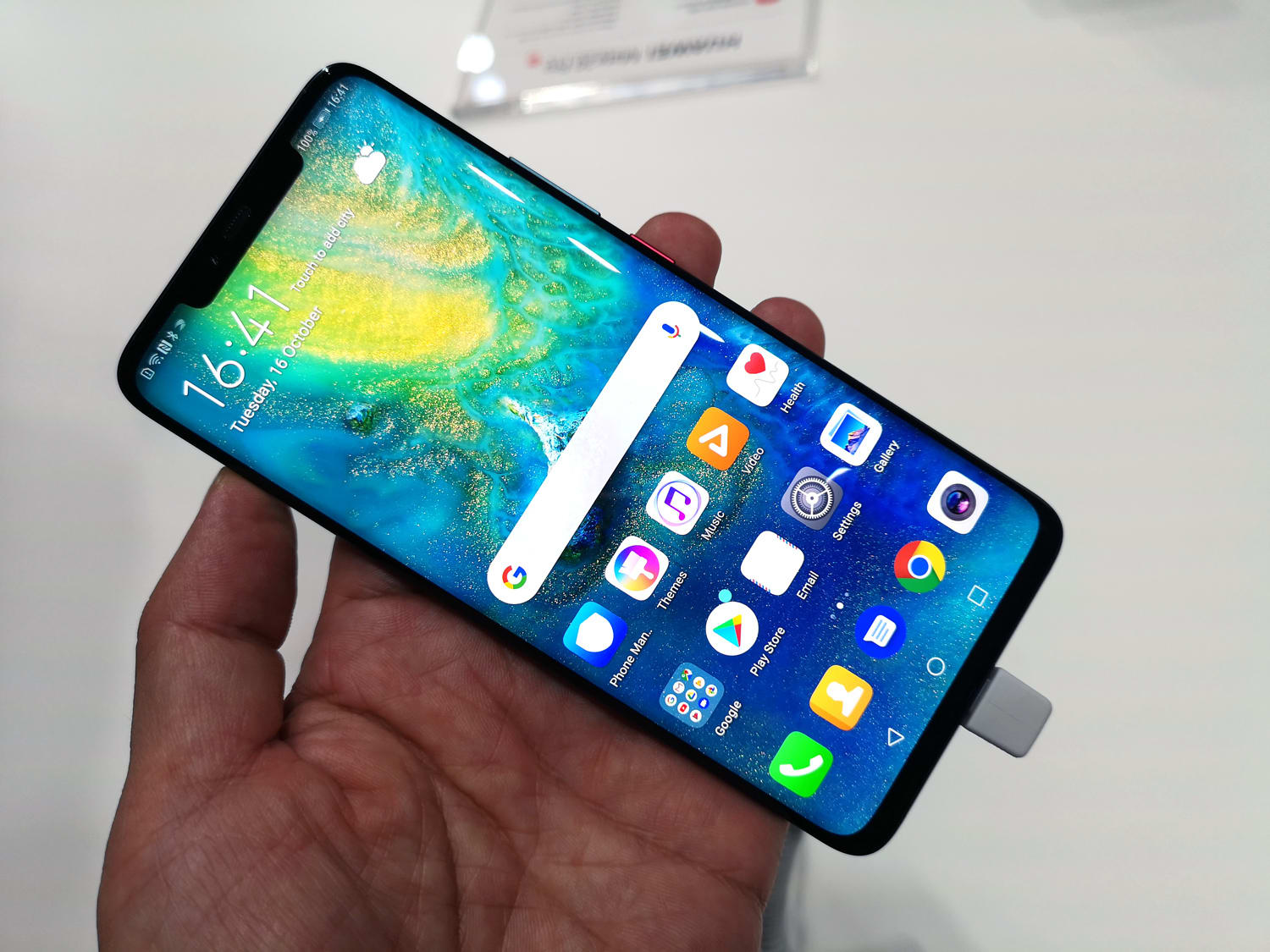 Mate20andpro