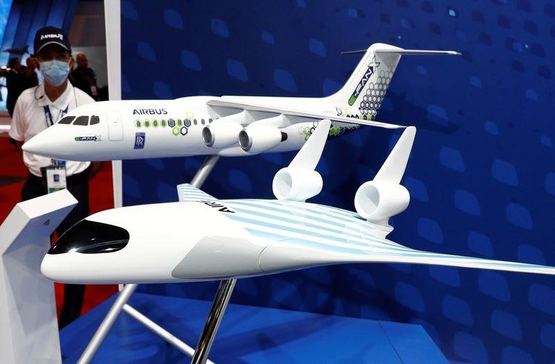 Airbus presenta modelo de avión de fuselaje integrado luego de pruebas de vuelo secretas
