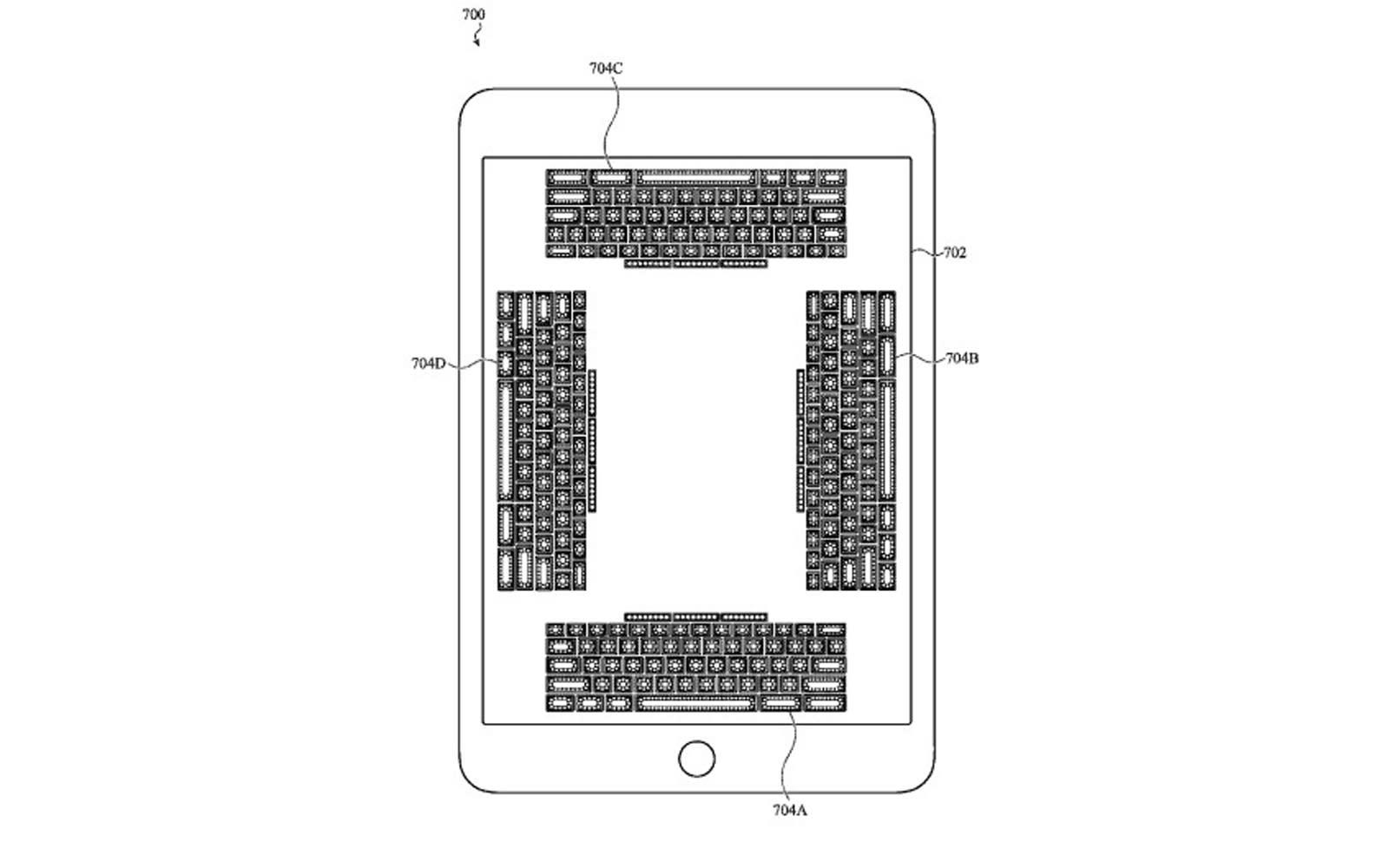 Image result for 触感虚拟键盘