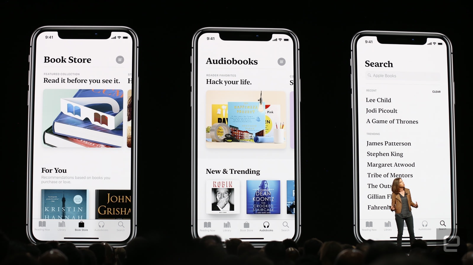 ibooks reading app has been renamed apple books in ios 12