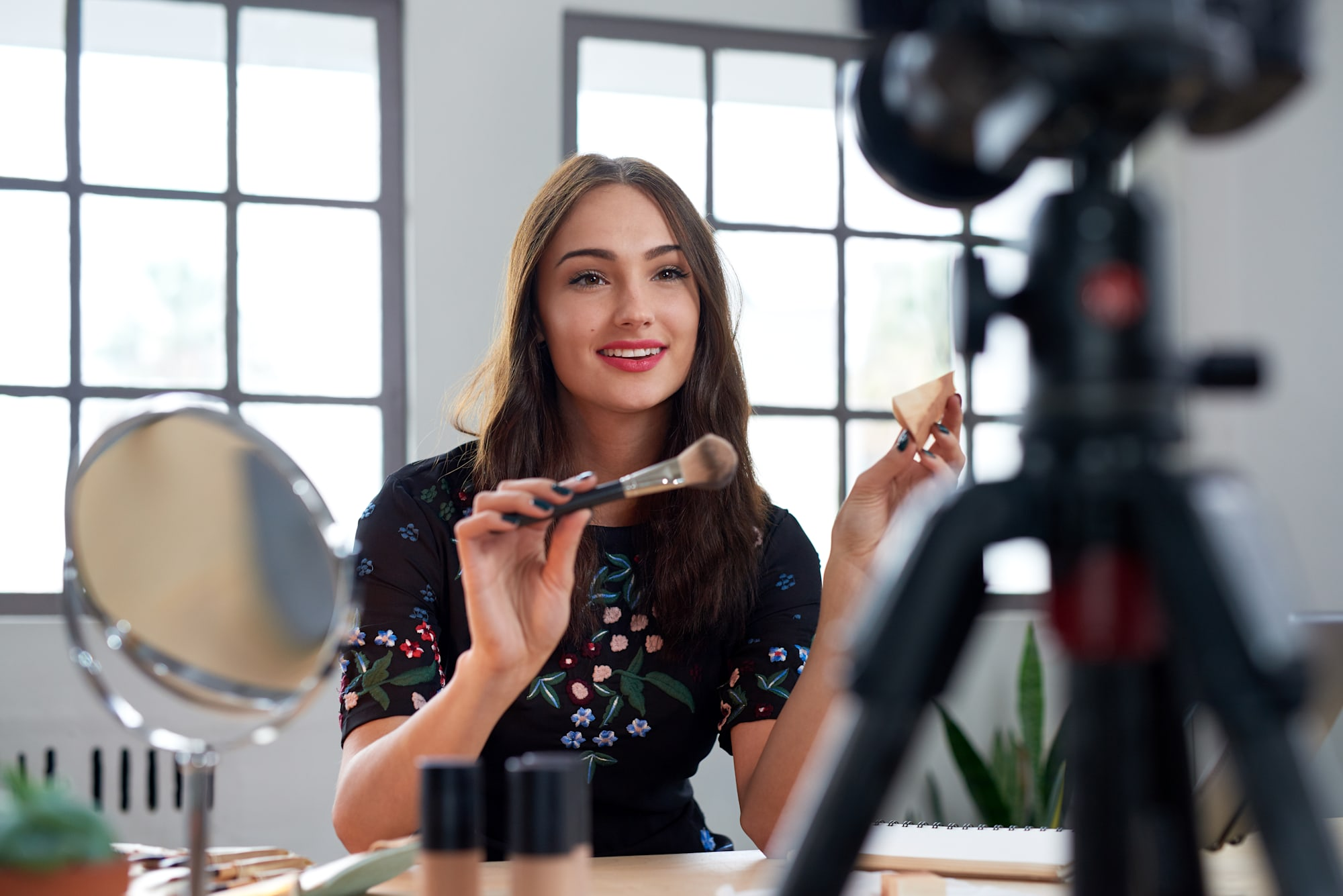 YouTube's AR Beauty feature lets you try on lipstick by tapping ads