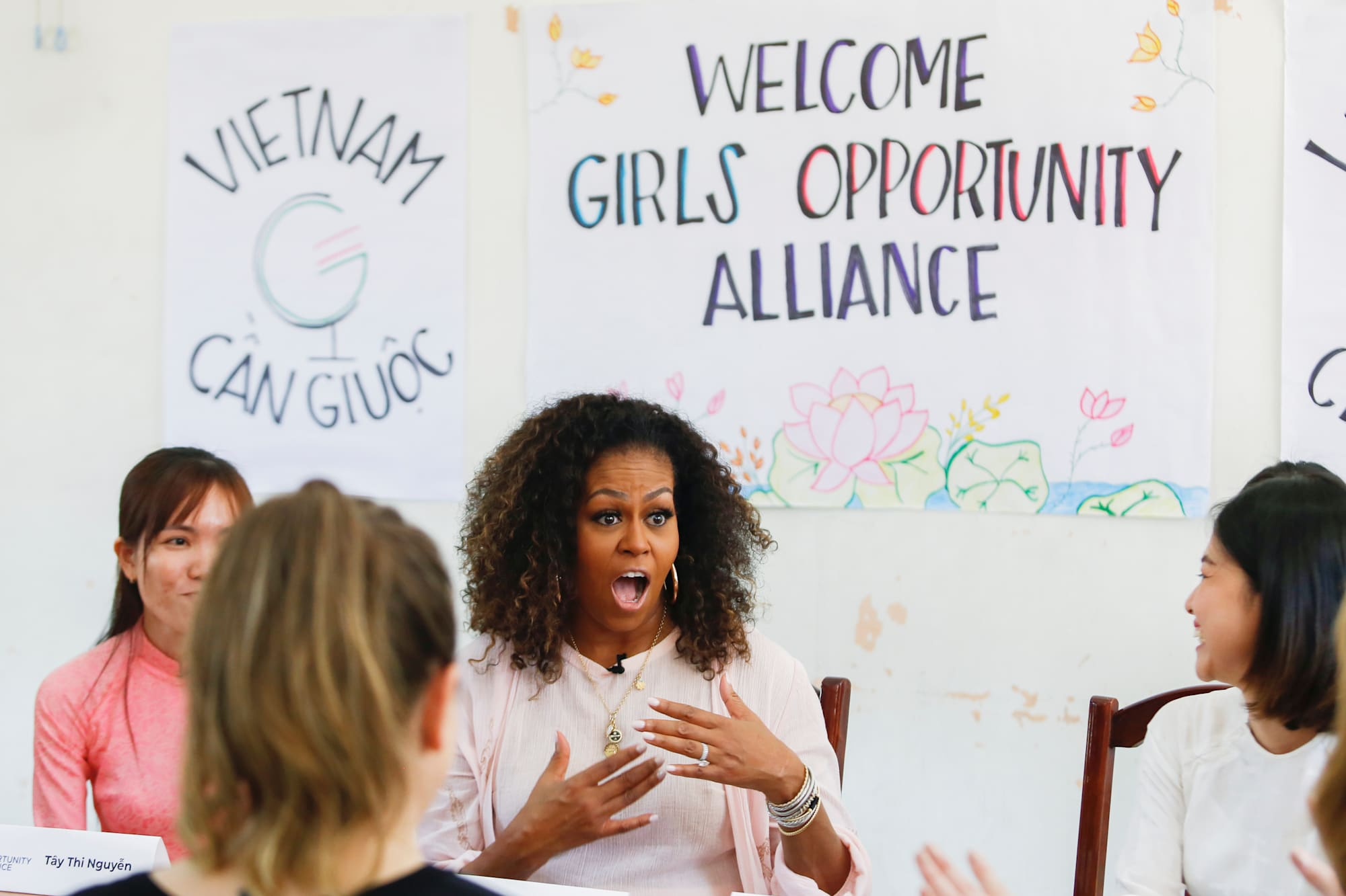 Michelle Obama headlines YouTube's new 'Creators for Change' series