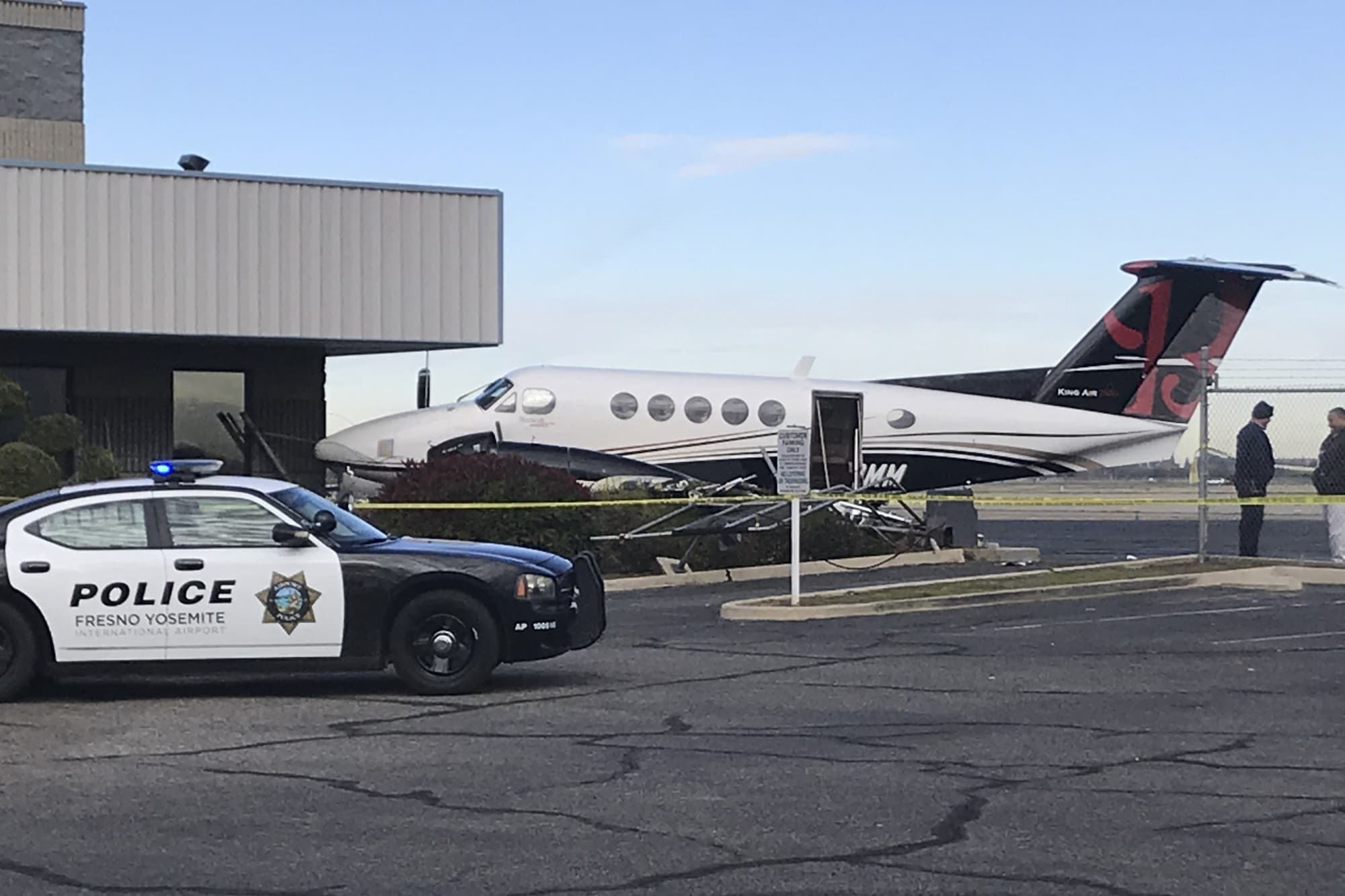 Small Plane Stolen Teen Arrested