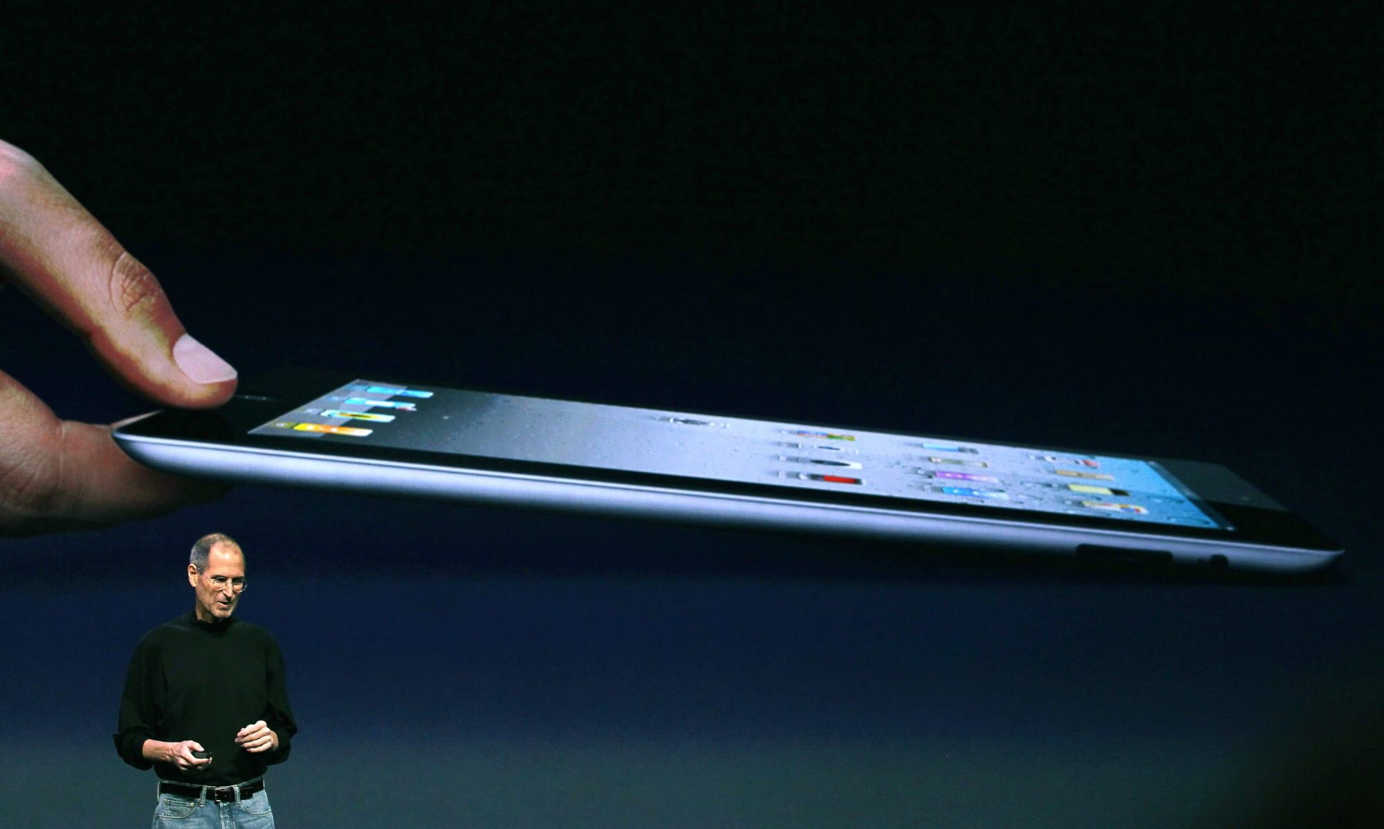 Apple Unveils iPad 2