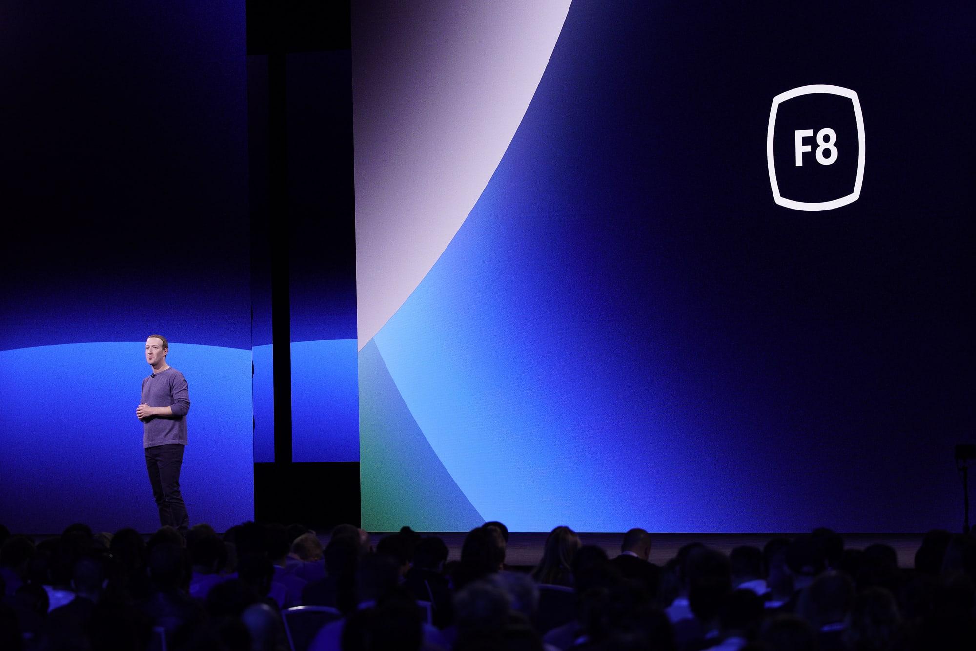 Facebook cancels F8 developer conference over coronavirus concerns