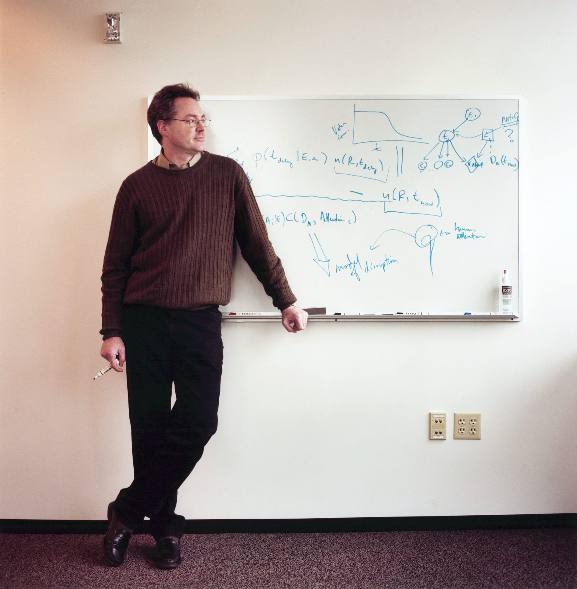 Eric Horvitz of Microsoft