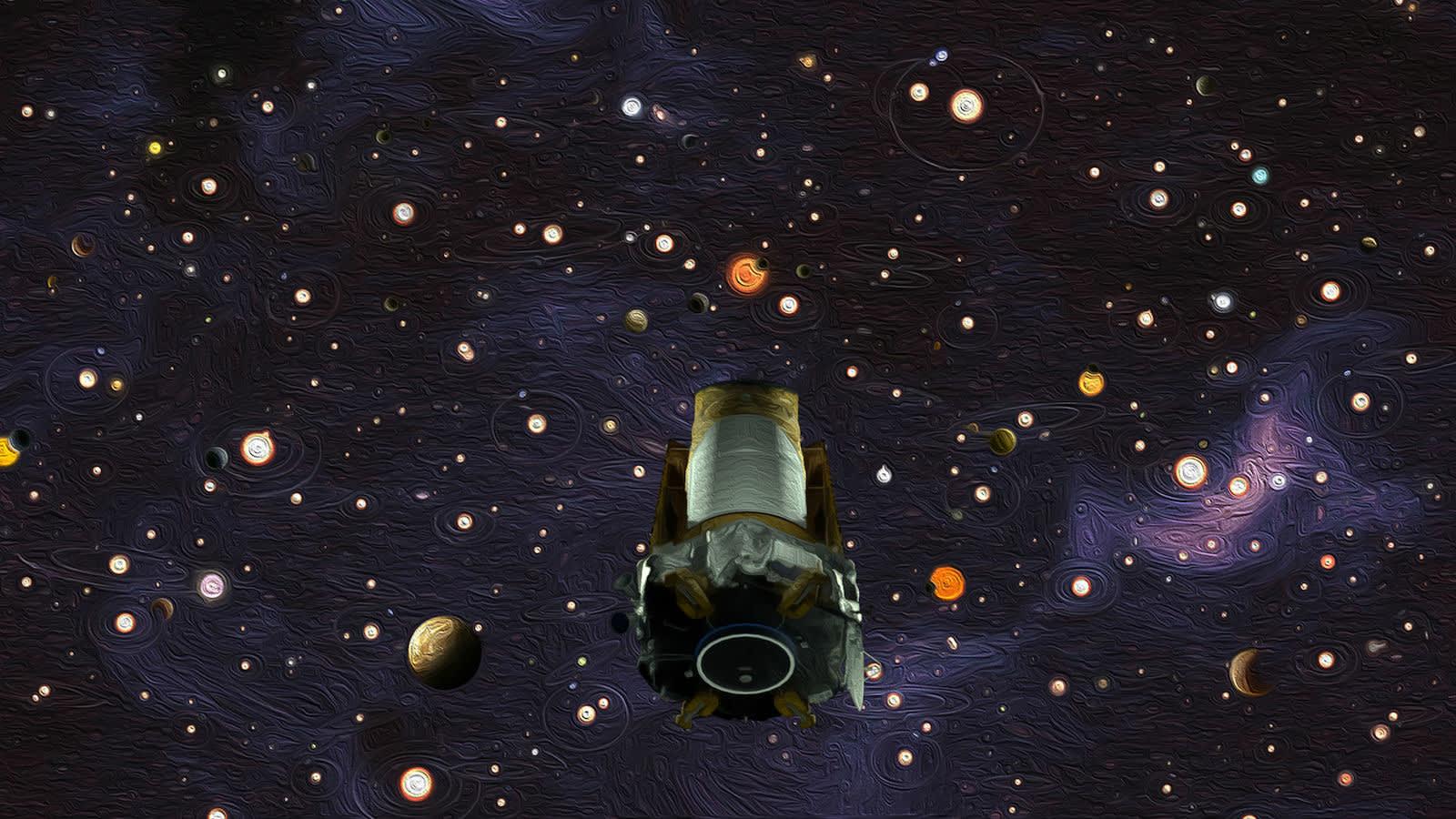 Nasa ケプラー宇宙望遠鏡の運用終了を発表 数千個の太陽系外惑星発見