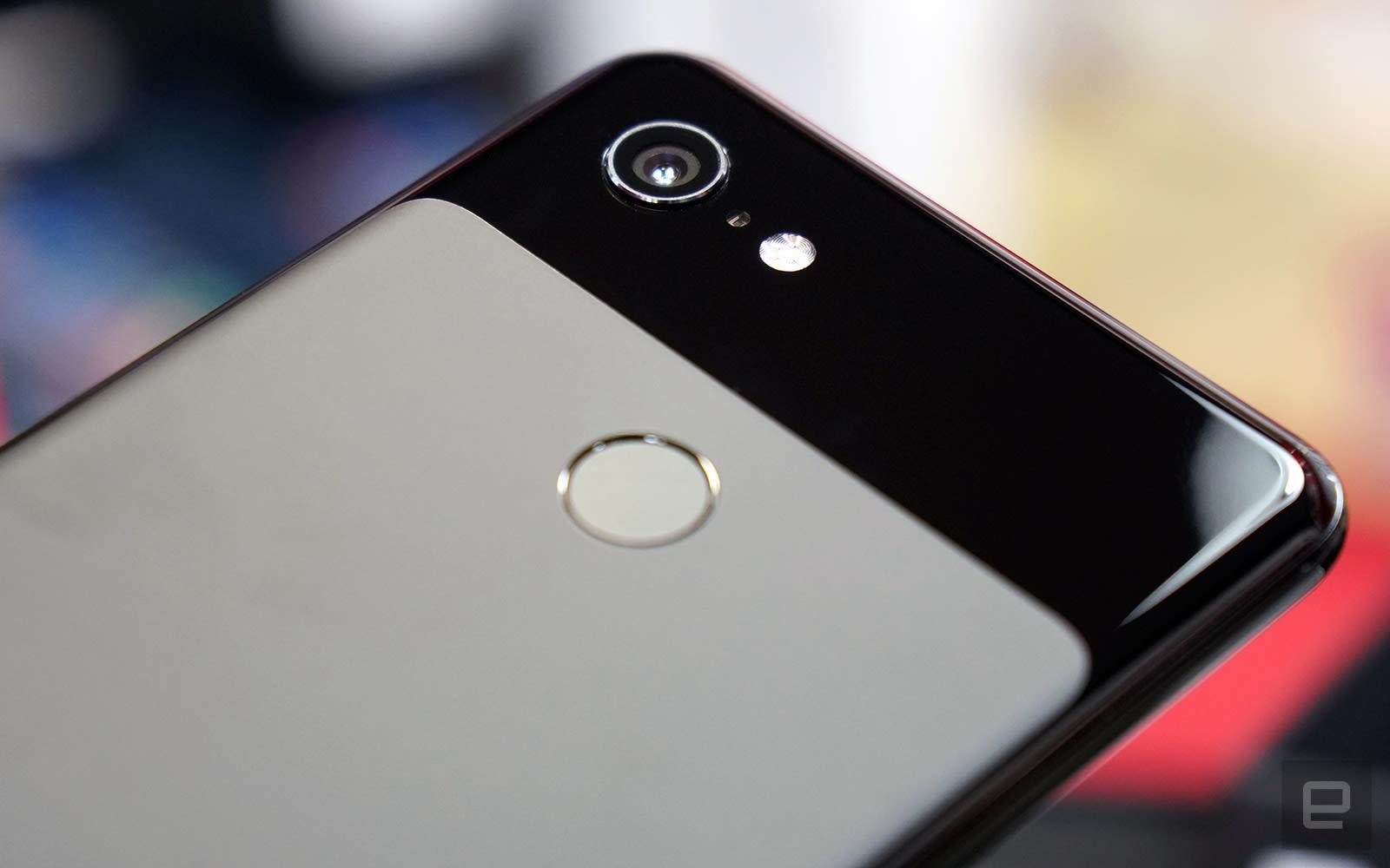 Google Pixel 3 XL 水货