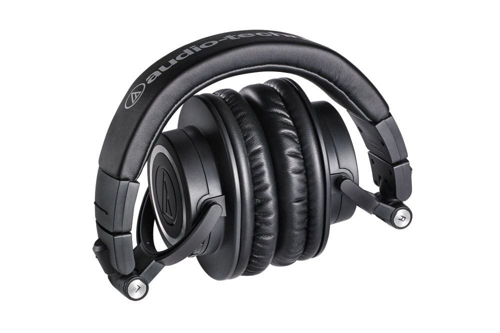 2aad6720842 Audio-Technica debuts a wireless model of its popular M50x headphones