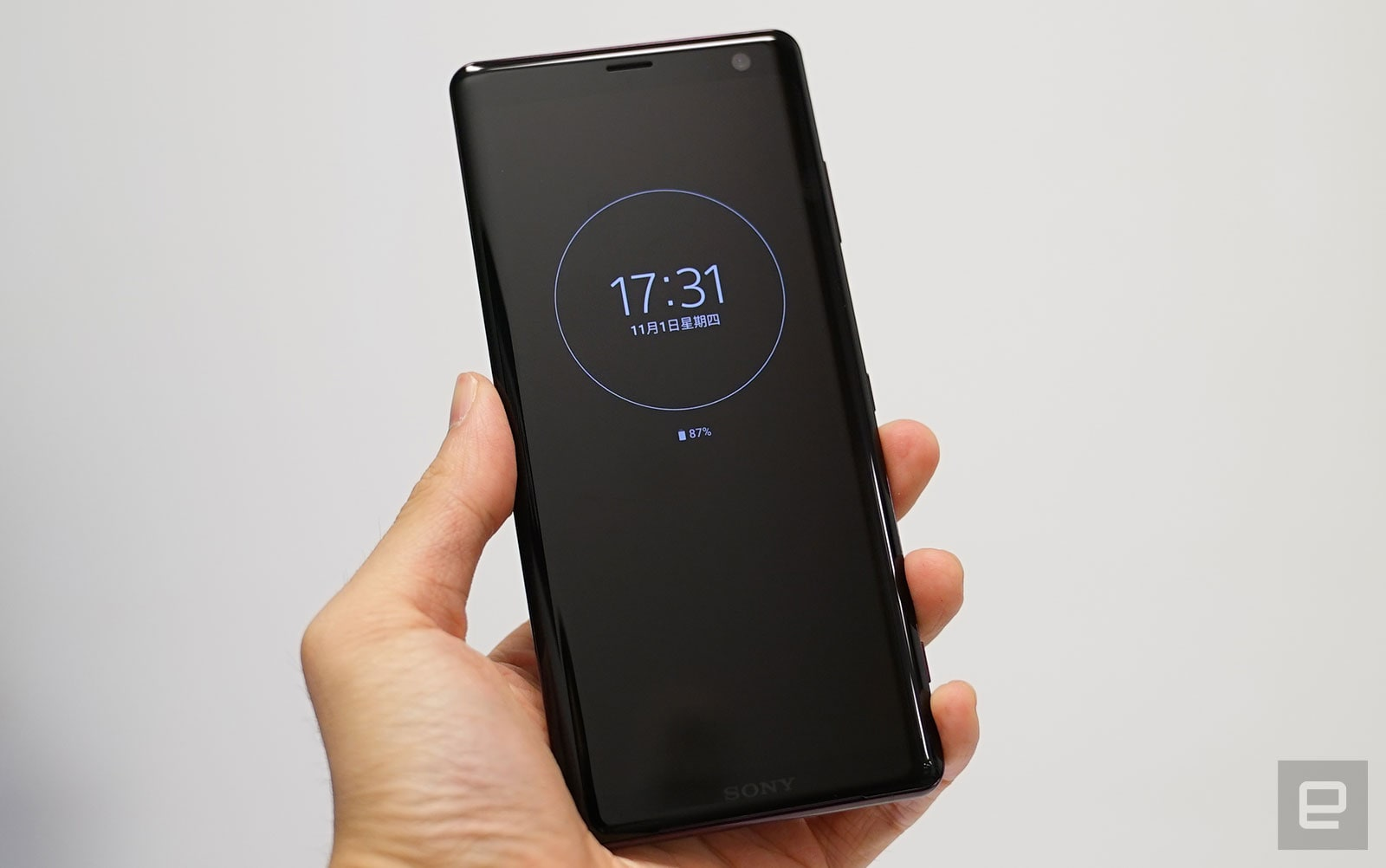 Sony Xperia XZ3 评测