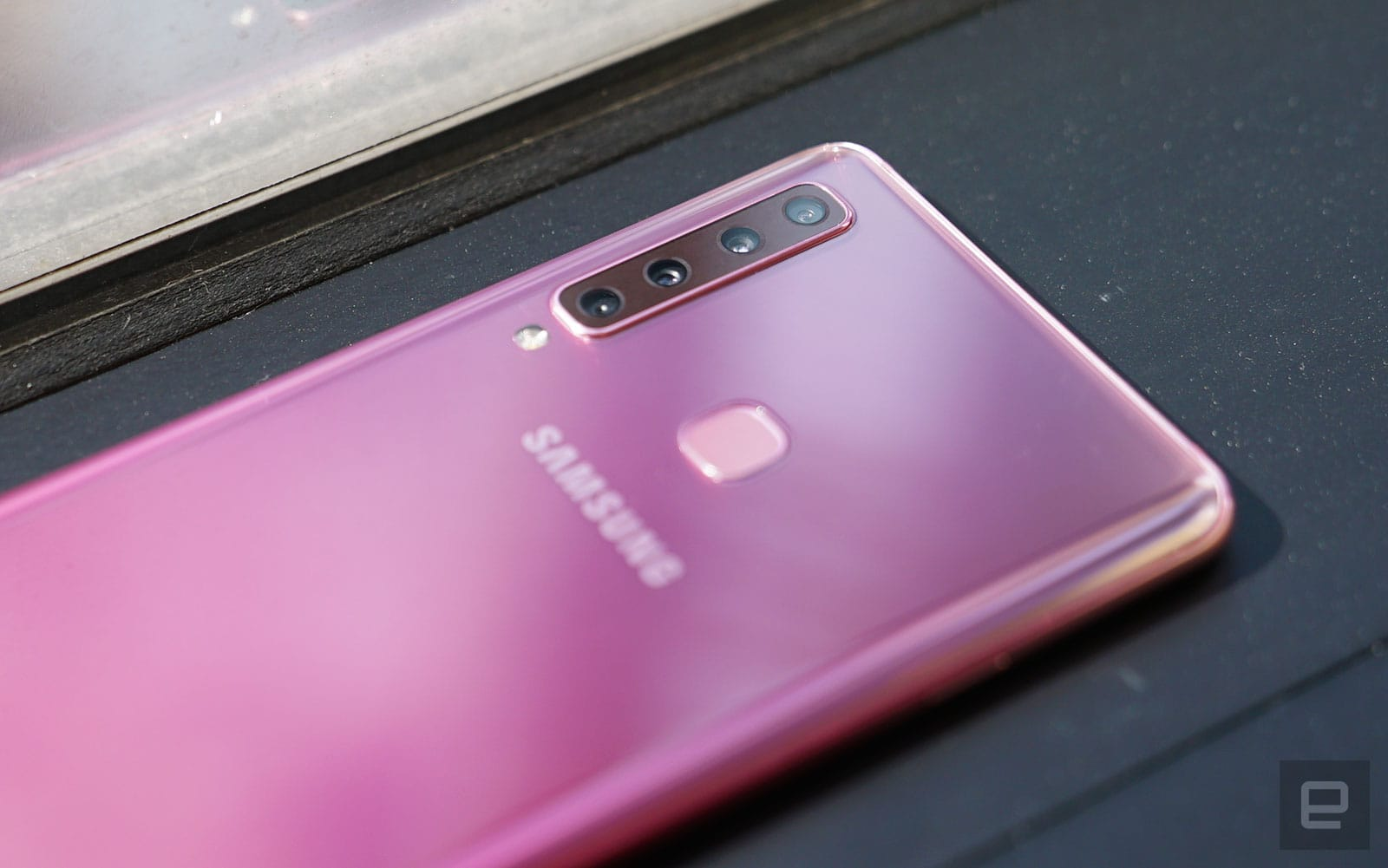 Samsung Galaxy A9 動手玩