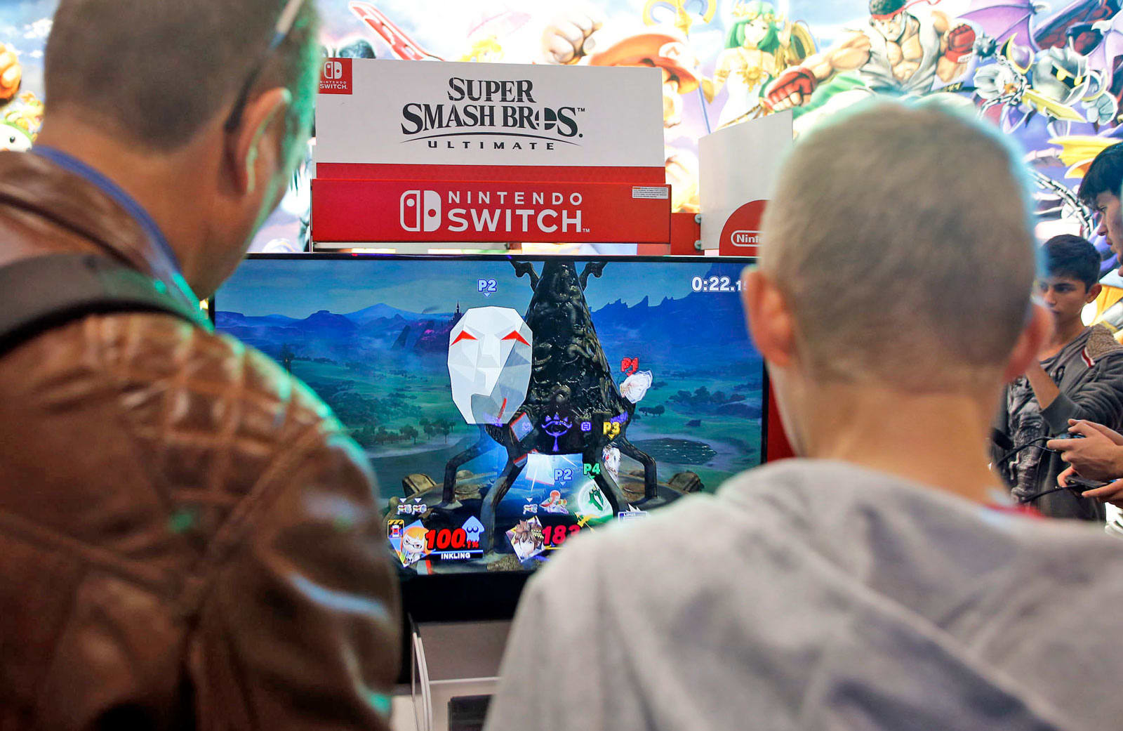 Nintendo has a piracy problem with 'Super Smash Bros  Ultimate'