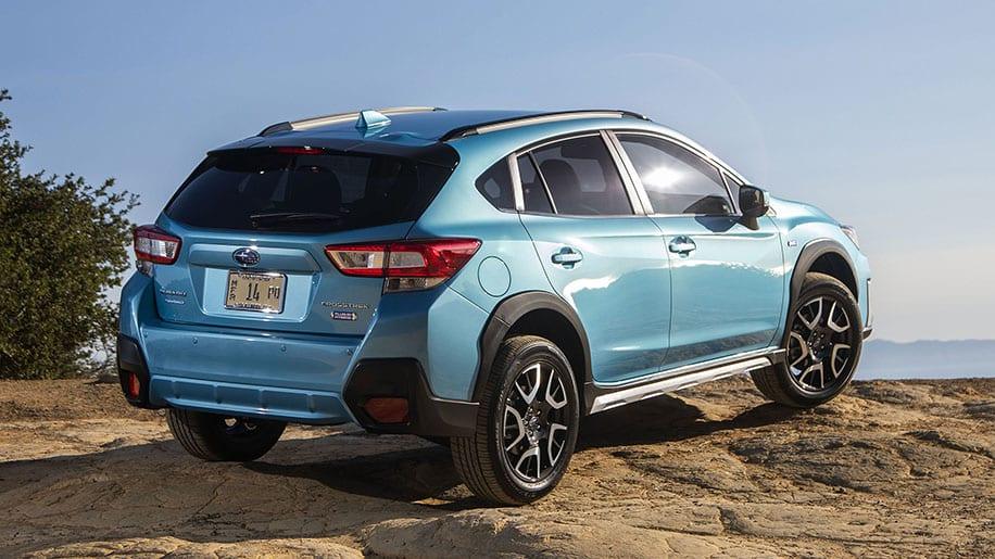 2019 Subaru Crosstrek Hybrid Road Test And Driving
