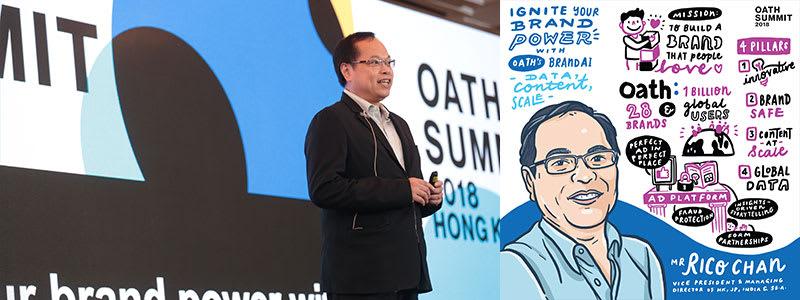Oath Hong Kong Summit Rico Chan