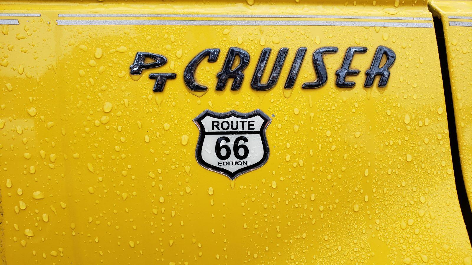 2006 Chrysler PT Cruiser Route 66 Edition in North Carolina wrecking yard