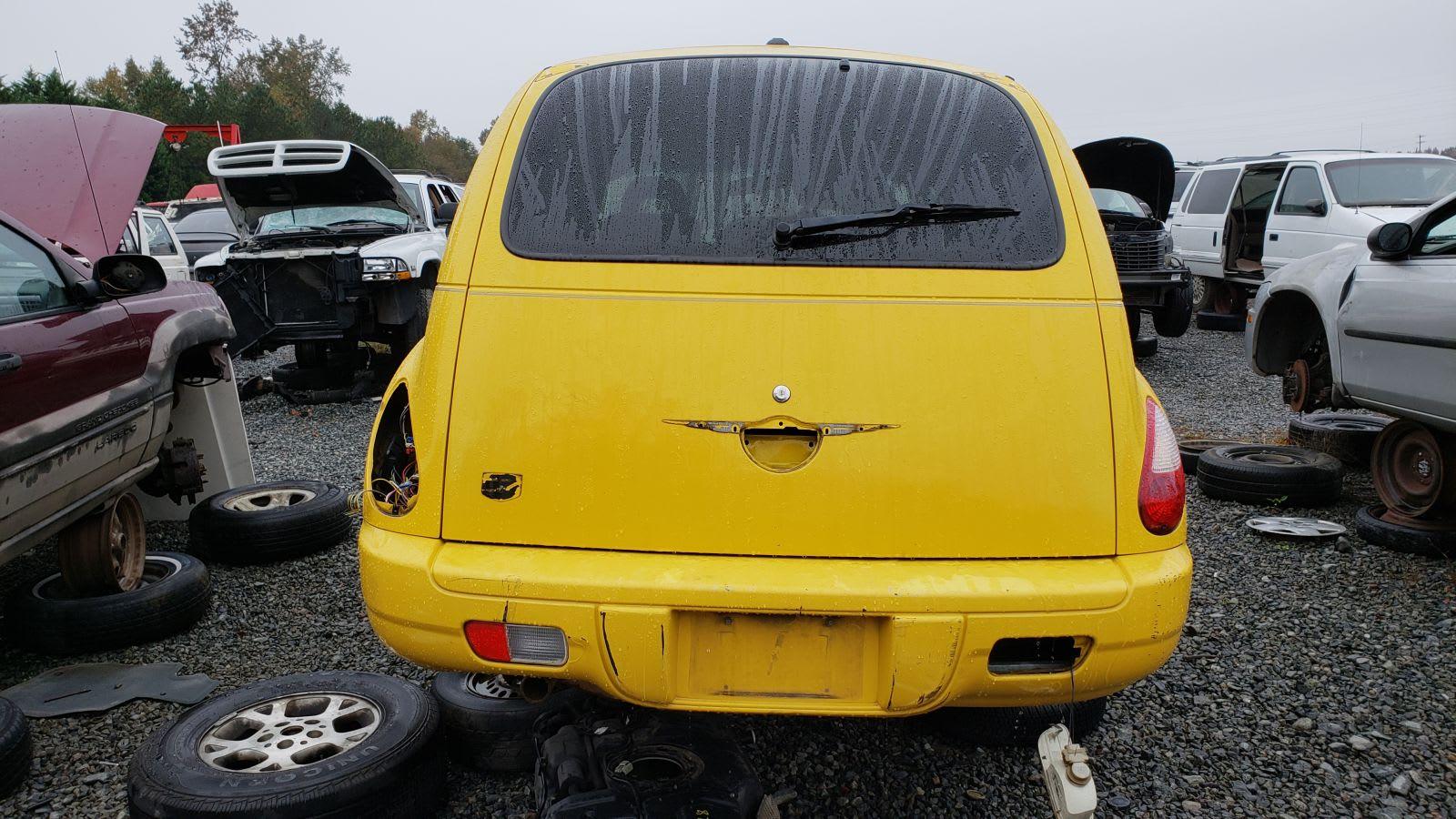 2006 Chrysler PT Cruiser Route 66 Edition | Junkyard Gem