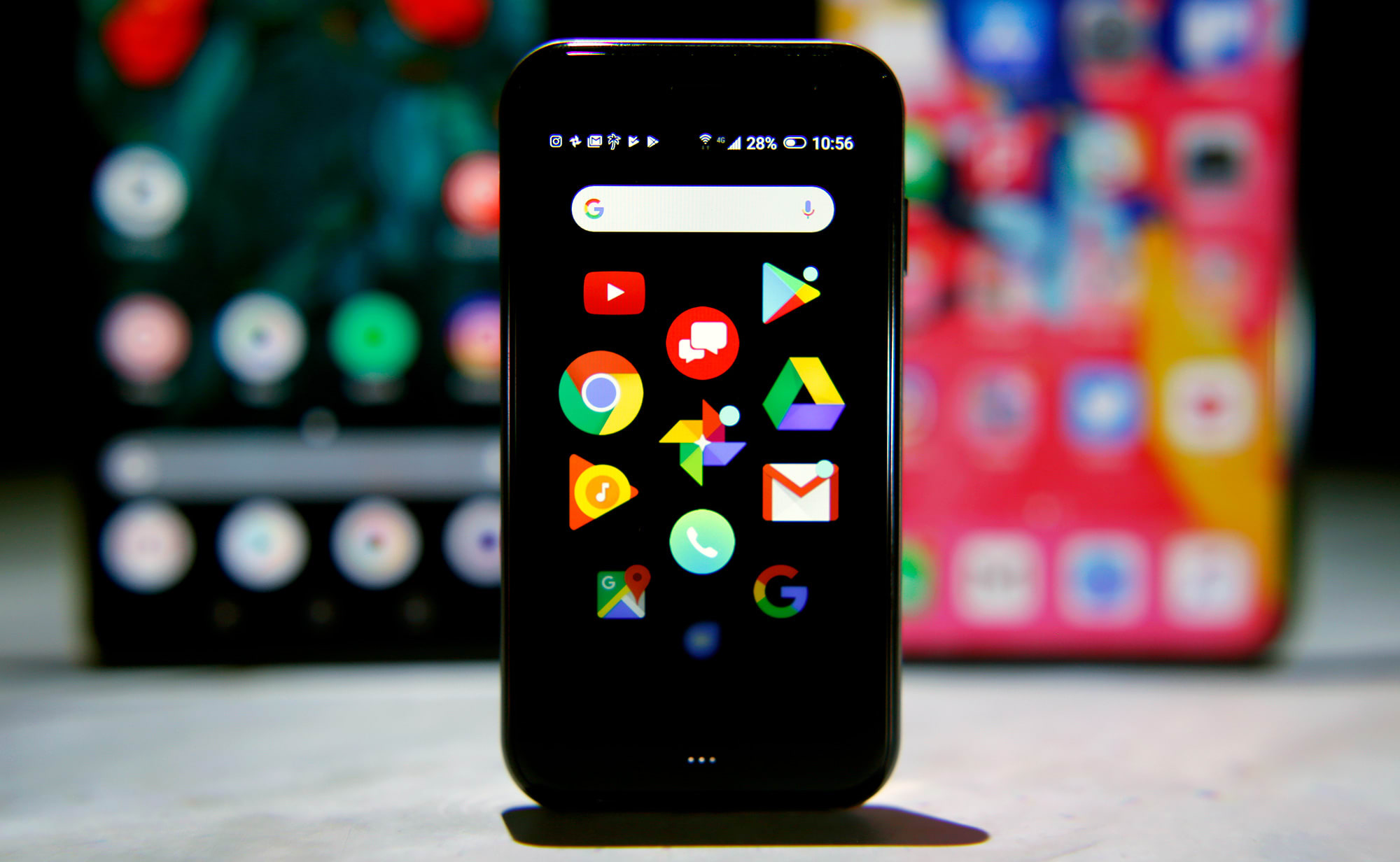 Palm phone review: A tiny 'second phone' no one needs