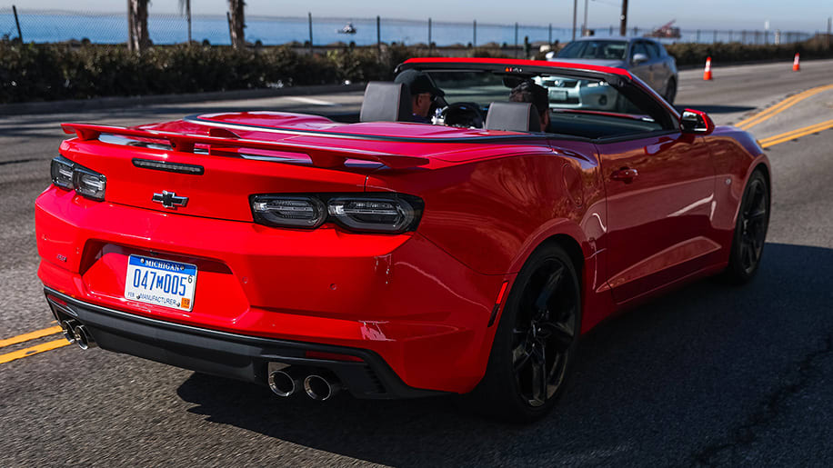 2019 Chevrolet Camaro SS 10-Speed road test review | Autoblog