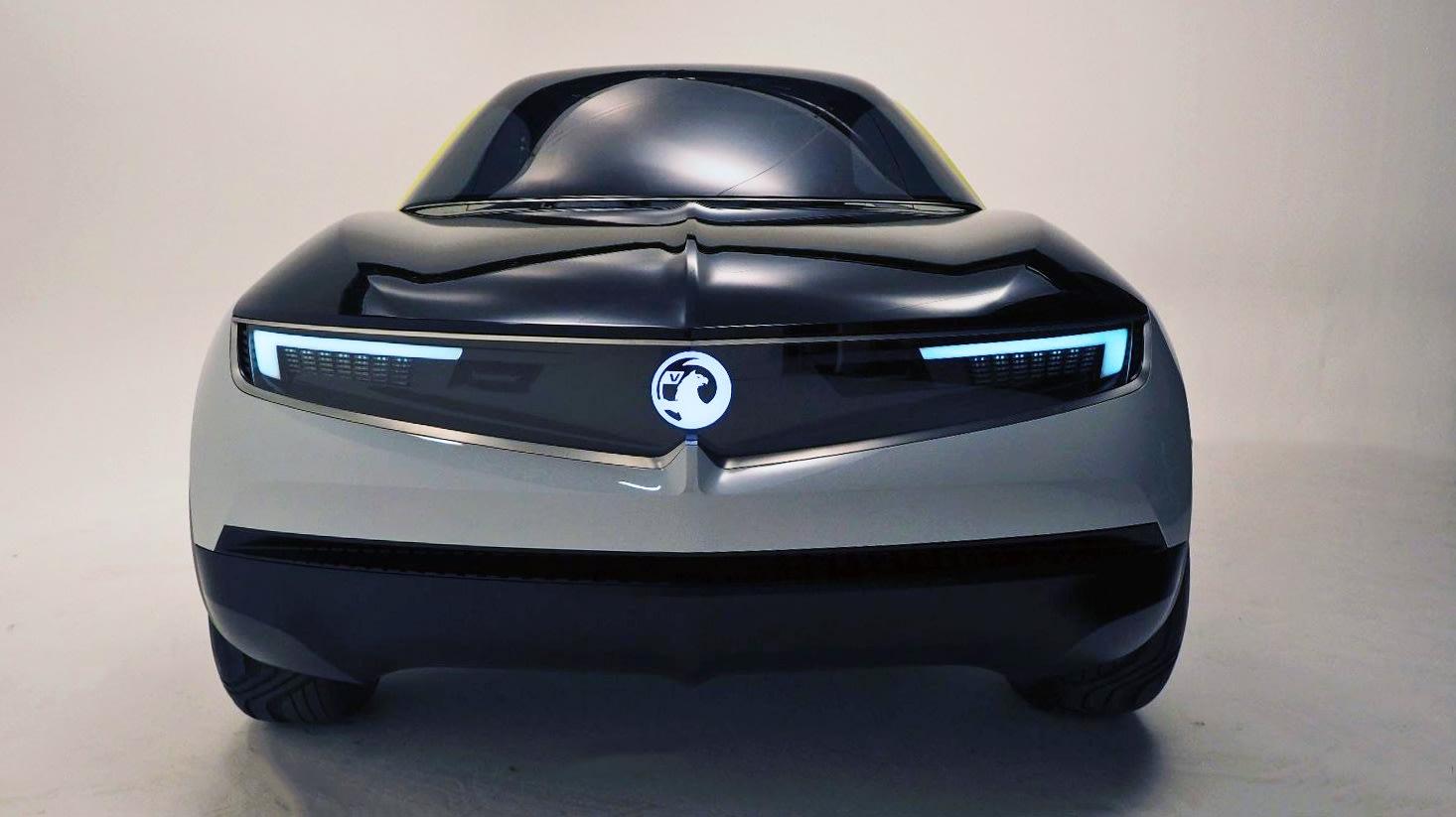 Vauxhall GTX concept