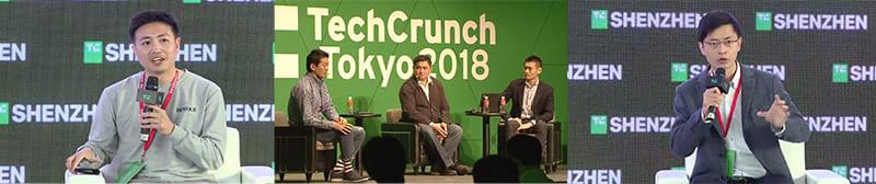 TechCrunch Tokyo/Shenzhen
