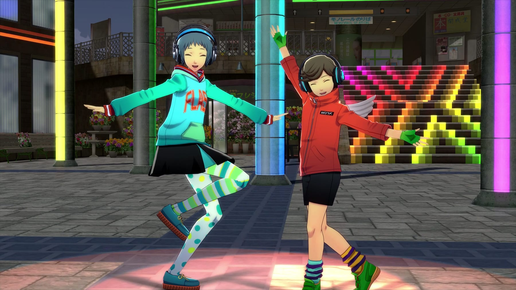 Persona 3: Dancing in Moonlight' damaged my fictional friendships