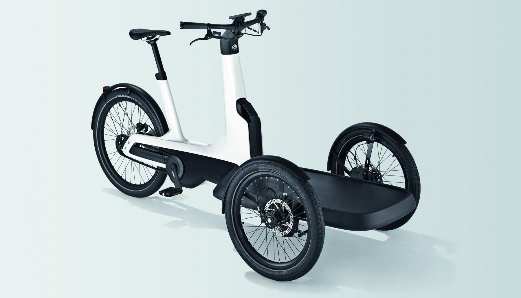 Cargo e-Bike concept
