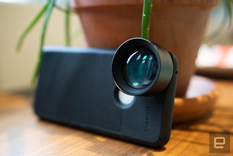 outlet store 989b5 3c064 Moment's 58mm lens is a portrait machine