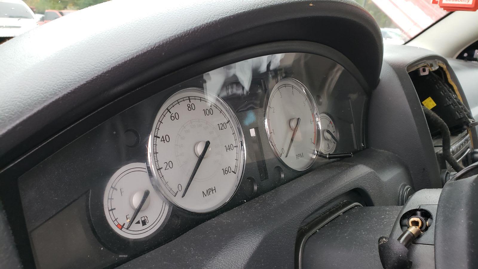 Junked 2006 Chrysler 300C