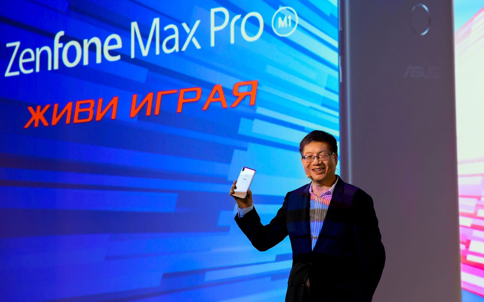 ASUS CEO resigns as company shifts mobile focus to power users