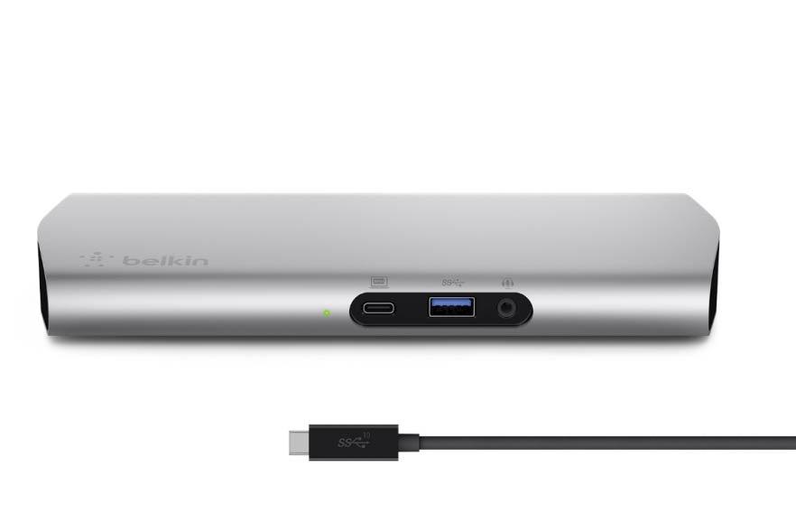 USB-C Express Dock 3.1 HD