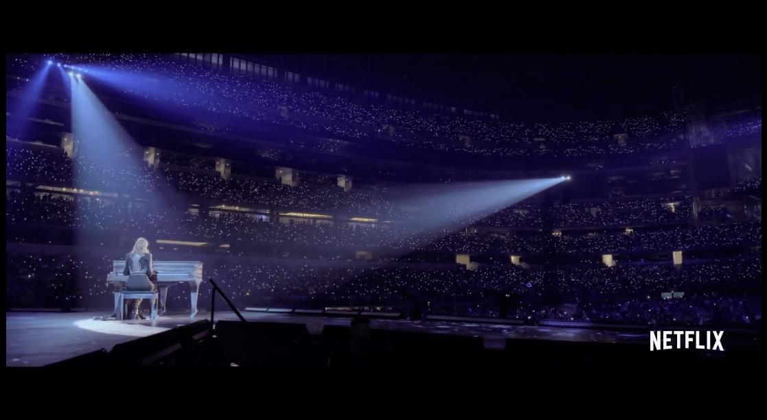 Netflix will stream Taylor Swift's tour film on December 31st