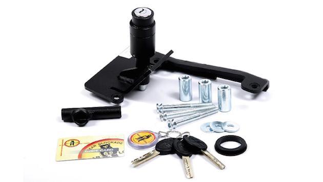 Porsche Bear-Lock