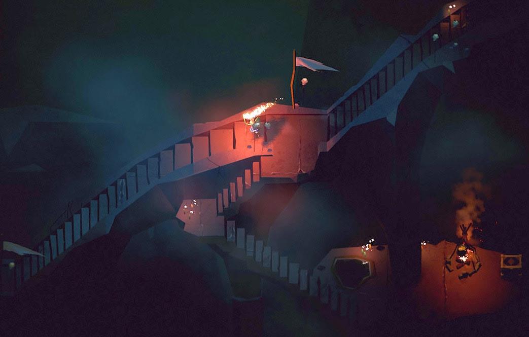 Indie roguelike 'Below' has a release date: December 14th