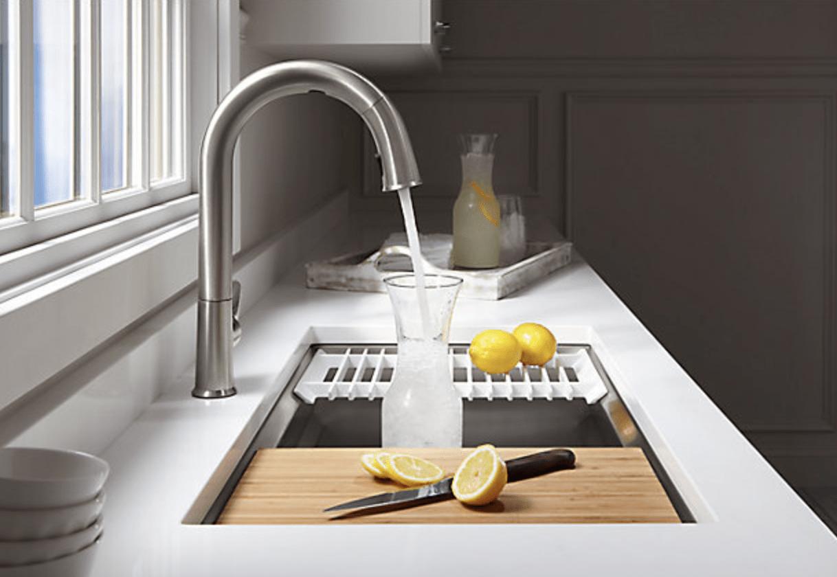 Sensate Smart faucet