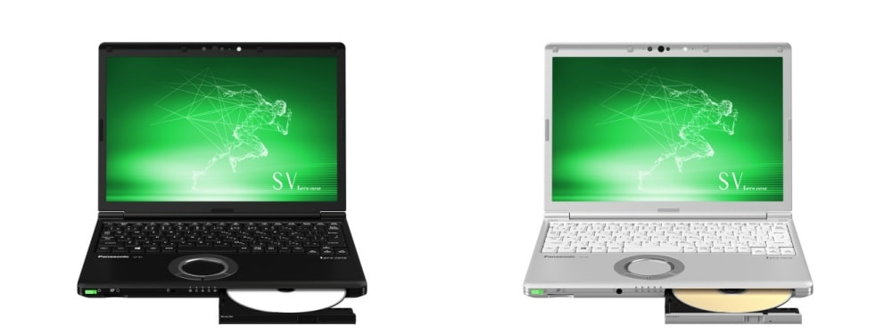 Panasonic Lets note PC SV8