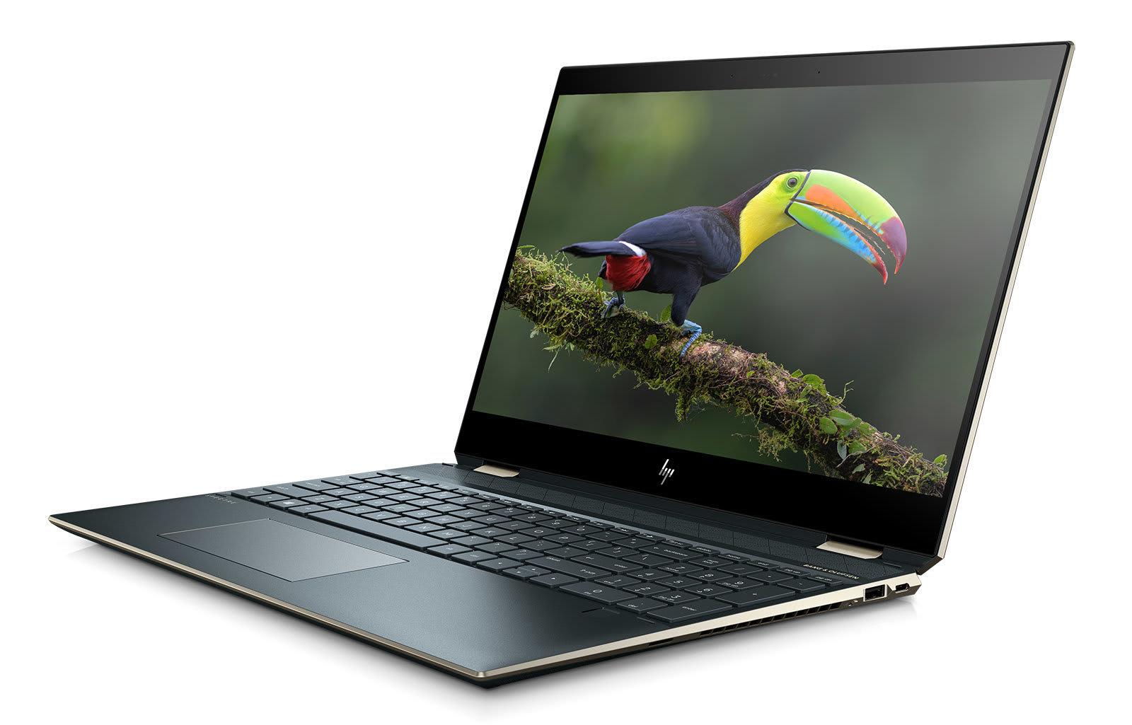 HP、15インチ有機EL搭載ノートPC「Spectre X360」発表