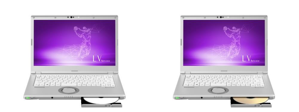 Panasonic Lets note PC LV7