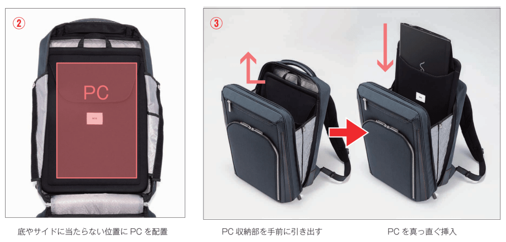 VAIO and ace Collaboration Backpack