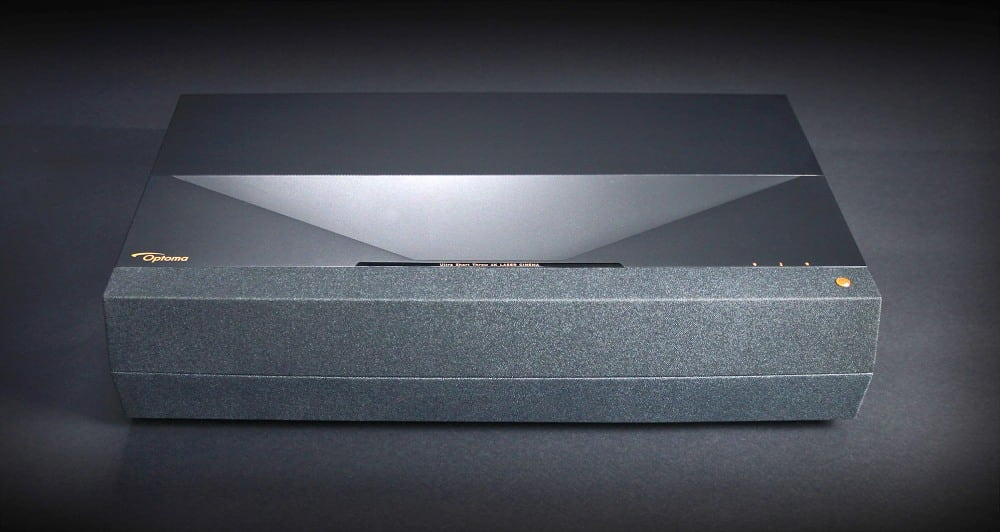 Optoma's P1 laser projector brings a 4K home theater anywhere