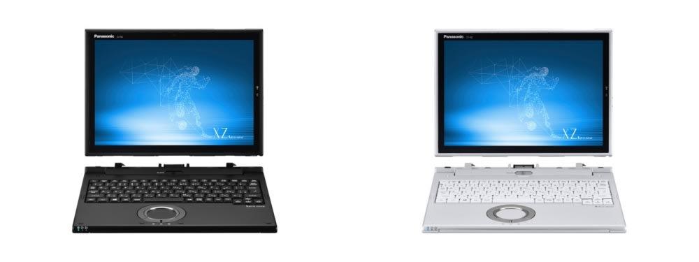 Panasonic Lets note PC XZ6