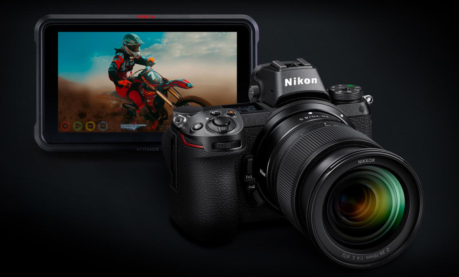 Nikon Z6 Z7