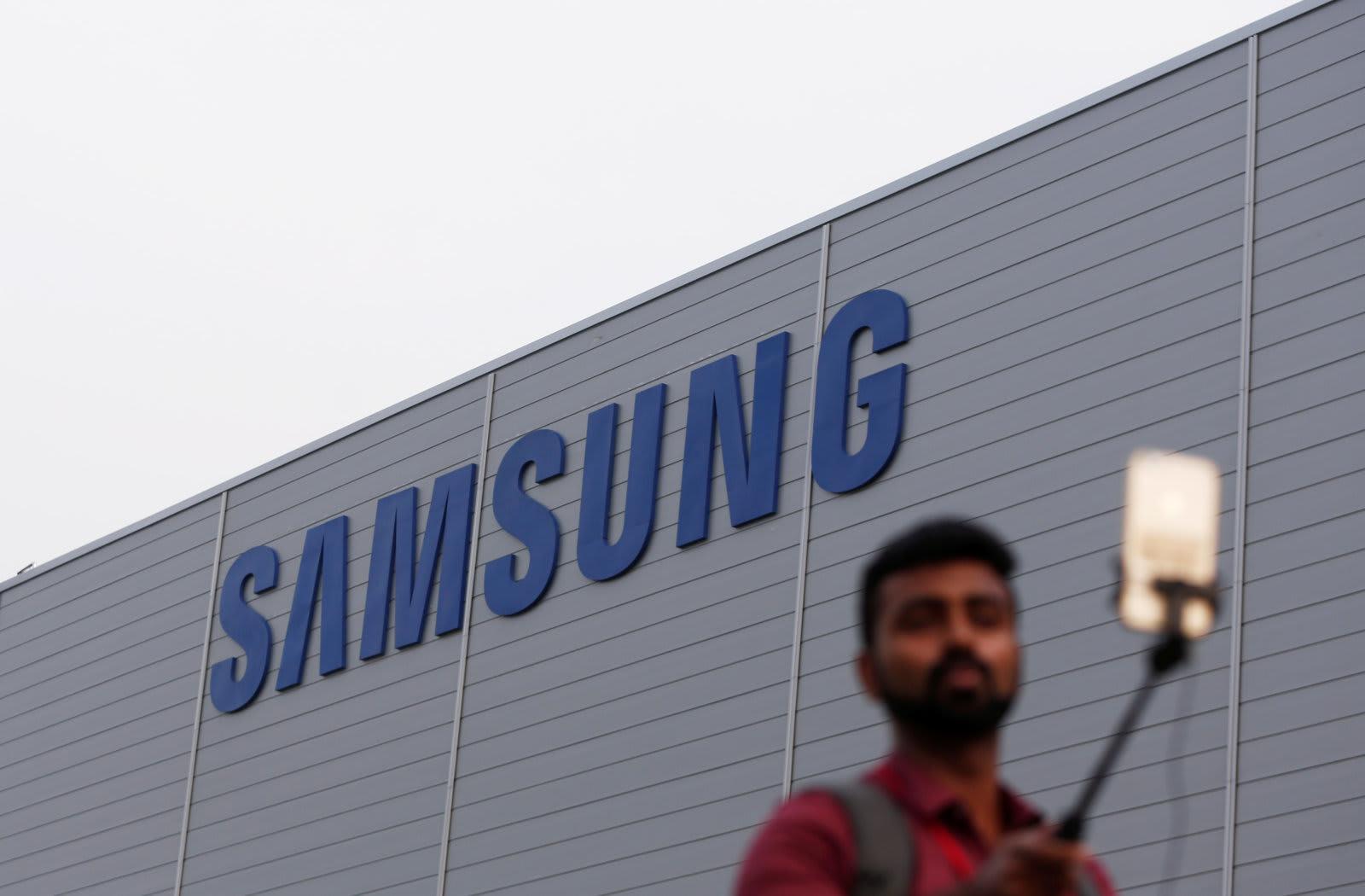 三星希望在印度推出新系列以提振手机销量