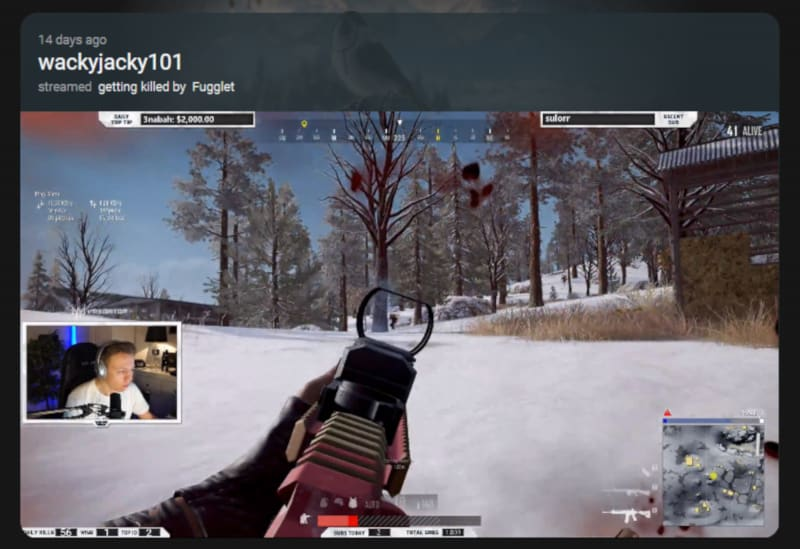PUBG's new tool will show you kills caught on Twitch streams