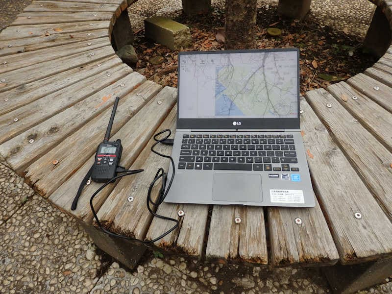 iCOM IDRC1 with PC