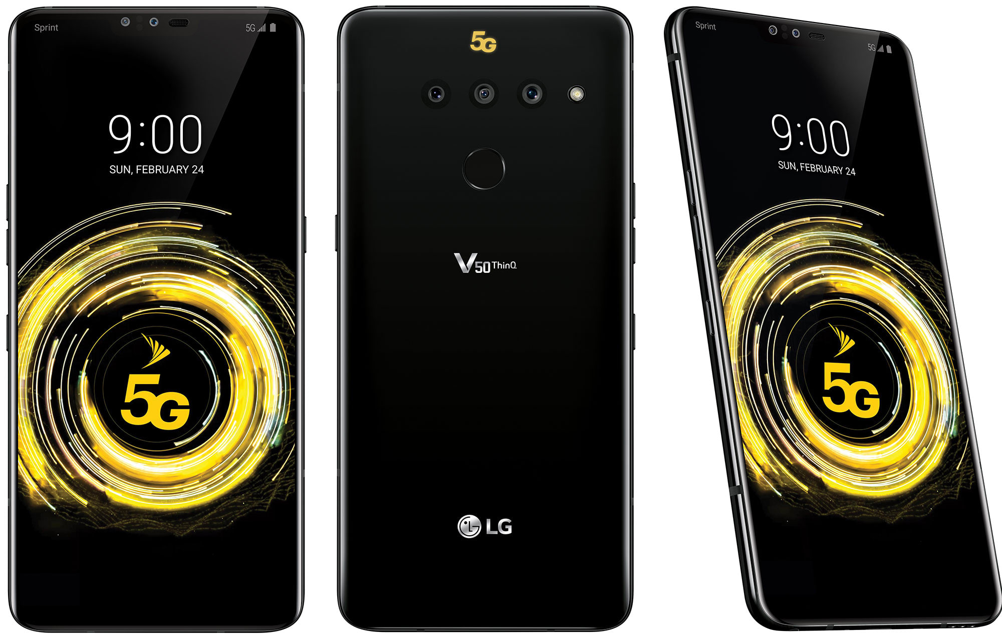 LG's first 5G phone is the V50 ThinQ