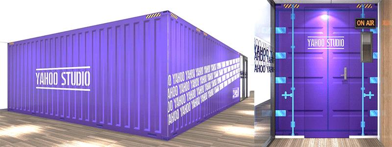 Yahoo Studio Cargo
