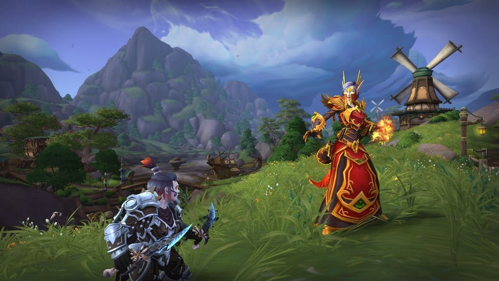 Recommended Reading: Building a life in 'World of Warcraft'