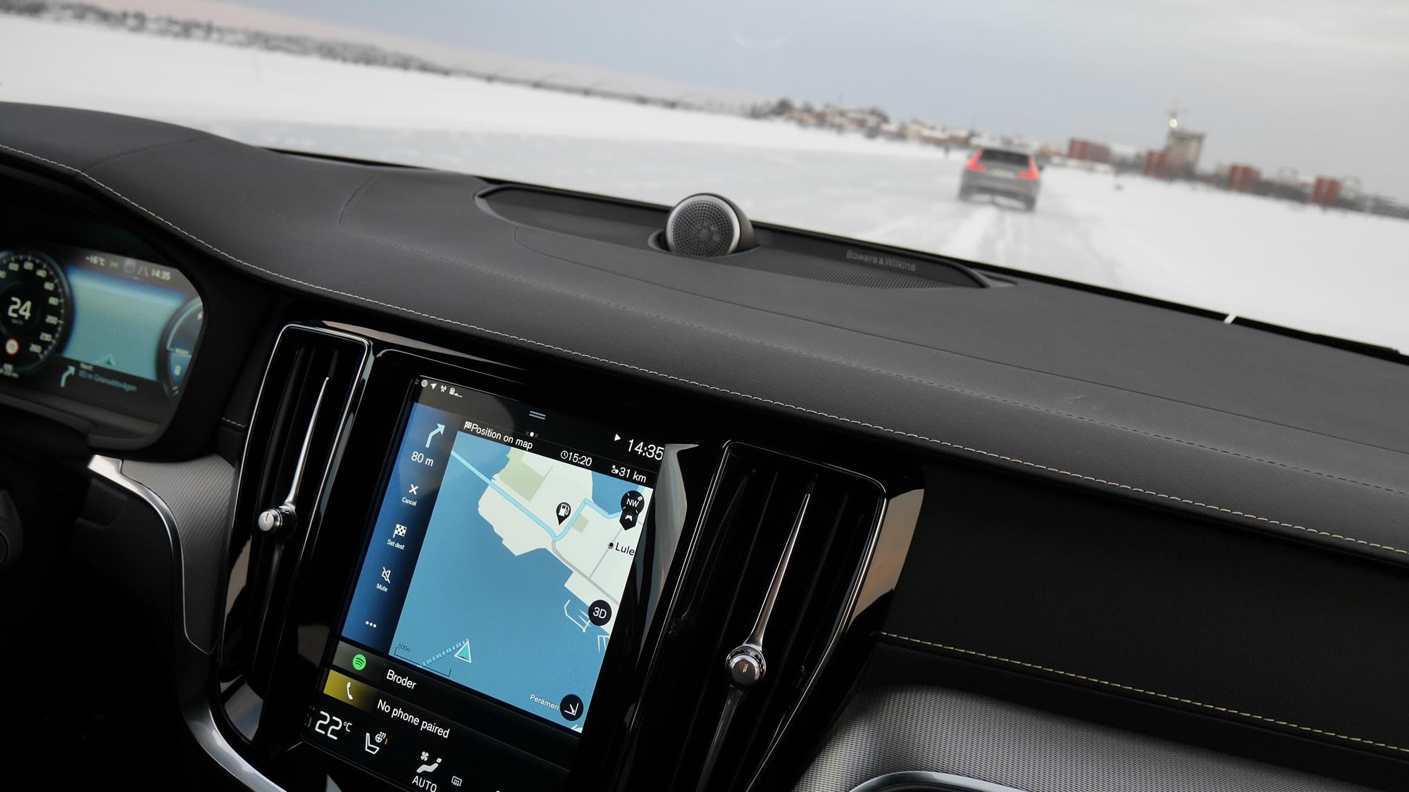 2020 Volvo V60 Cross Country in Luleå, Sweden