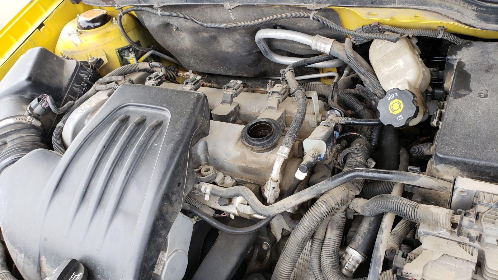 This 2006 Chevrolet Cobalt SS is a junkyard gem   Autoblog